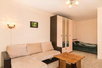 1-комн. квартира, 36 кв.м. на 4 человека, улица Смазчиков, 3, Екатеринбург - Фотография 3