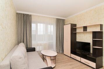 1-комн. квартира, 36 кв.м. на 4 человека, улица Чекистов, 9, Екатеринбург - Фотография 1