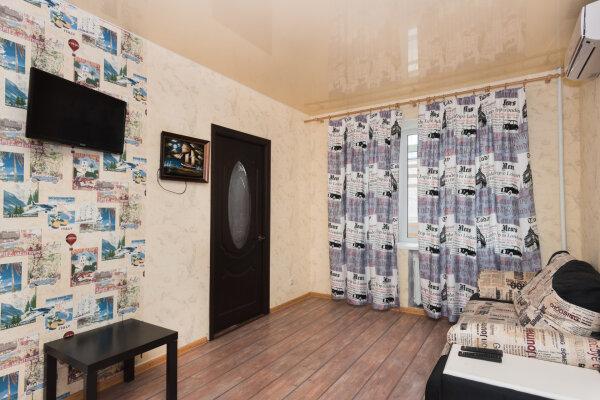 2-комн. квартира, 45 кв.м. на 4 человека, проспект Ленина, 10, Екатеринбург - Фотография 1