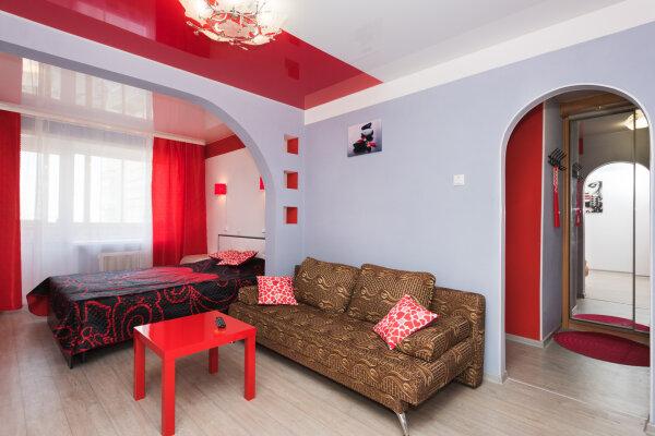 1-комн. квартира, 33 кв.м. на 4 человека, улица Шейнкмана, 45, Екатеринбург - Фотография 1