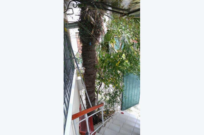 1-комн. квартира, 35 кв.м. на 5 человек, улица Дражинского, 22, Ялта - Фотография 5
