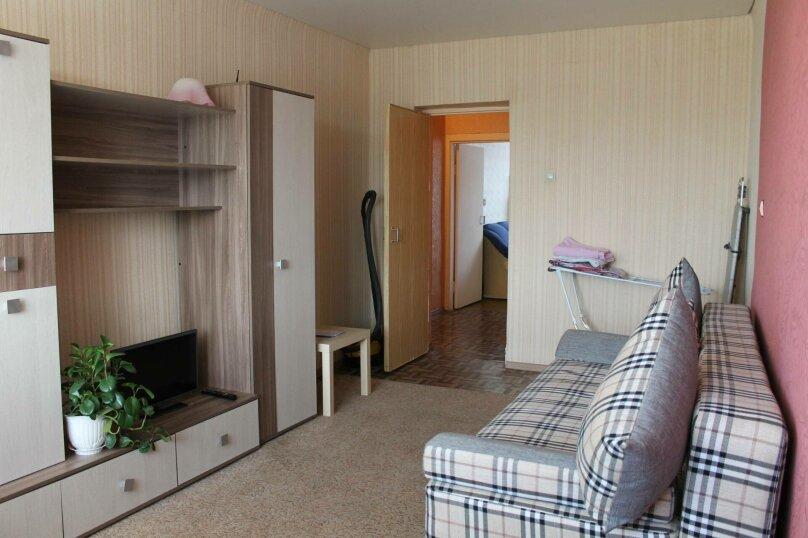1-комн. квартира, 37 кв.м. на 4 человека, Магистральная улица, 47, Омск - Фотография 8