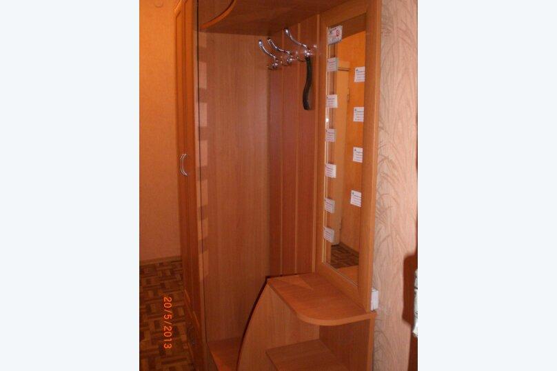 1-комн. квартира, 37 кв.м. на 4 человека, Магистральная улица, 47, Омск - Фотография 14