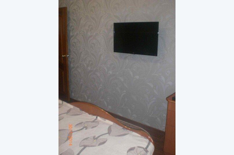 2-комн. квартира, 45 кв.м. на 6 человек, проспект Карла Маркса, 73, Омск - Фотография 3