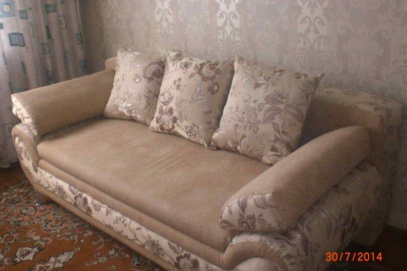 2-комн. квартира, 45 кв.м. на 6 человек, проспект Карла Маркса, 73, Омск - Фотография 4