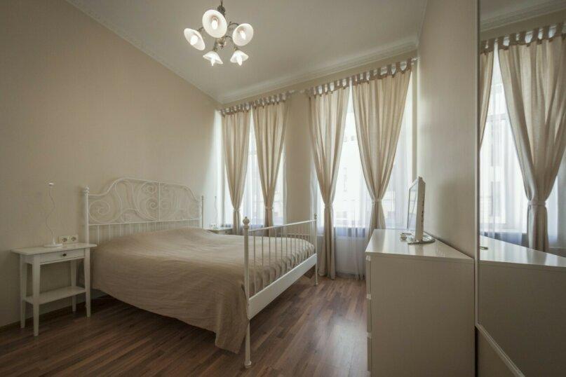 3-комн. квартира, 74 кв.м. на 6 человек, улица Восстания, 3, Санкт-Петербург - Фотография 14