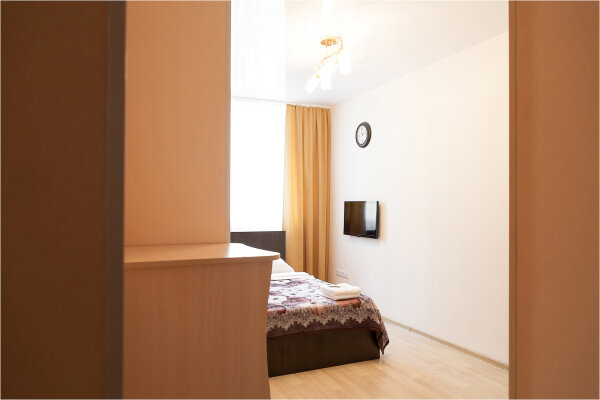1-комн. квартира, 16 кв.м. на 2 человека, проспект Ленина, 46, Центральный район, Кемерово - Фотография 1