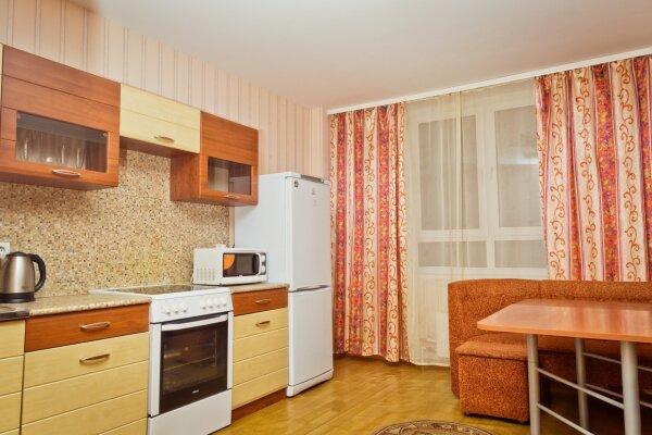 3-комн. квартира на 8 человек, Волжская набережная, 23, Канавинский район, Нижний Новгород - Фотография 1