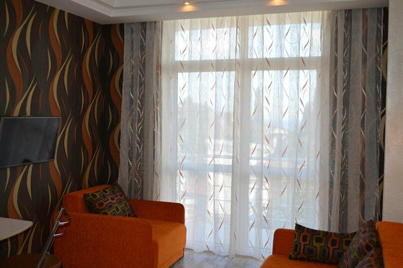 1-комн. квартира, 25 кв.м. на 3 человека, Красномаякская улица, 18, Симеиз - Фотография 8