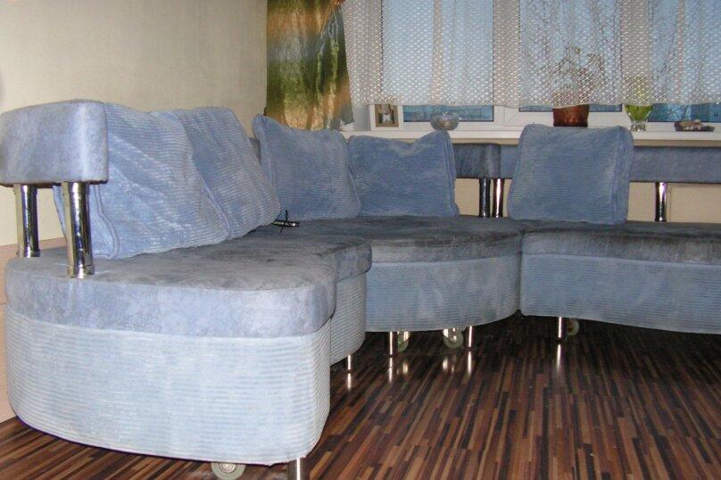 2-комн. квартира, 50 кв.м. на 3 человека, , , Новосибирск - Фотография 1