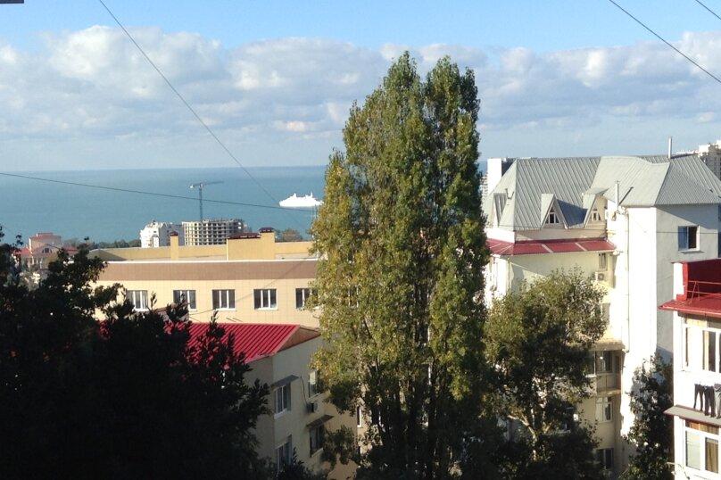 2-комн. квартира, 44 кв.м. на 5 человек, улица Дмитриевой, 36, Сочи - Фотография 12