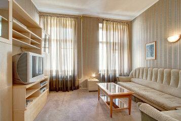 2-комн. квартира, 45 кв.м. на 4 человека, Итальянская улица, 29, метро Гостиный Двор, Санкт-Петербург - Фотография 1