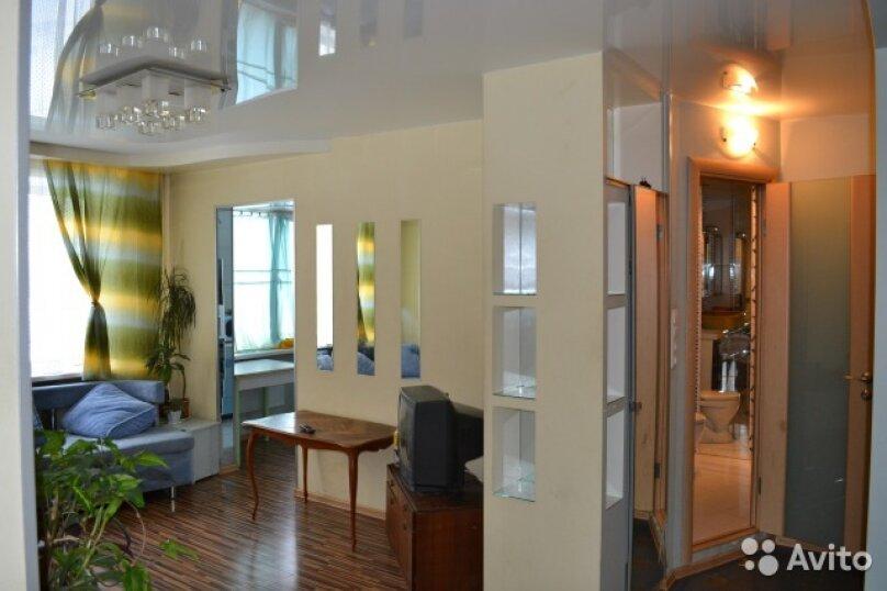 2-комн. квартира, 50 кв.м. на 3 человека, , , Новосибирск - Фотография 15