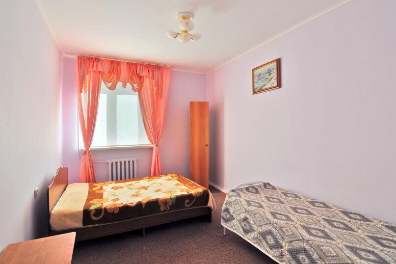 Двухкомнатный полулюкс на 5-7 человек с кухней, улица Новороссийская, 33, Анапа - Фотография 1