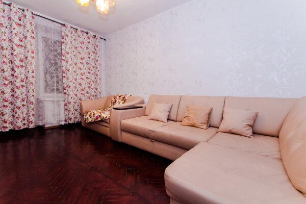 2-комн. квартира, 50 кв.м. на 6 человек, улица Лестева, 20, Москва - Фотография 1
