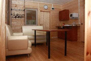 Коттедж, 90 кв.м. на 6 человек, 3 спальни, волковская, Серпухов - Фотография 2