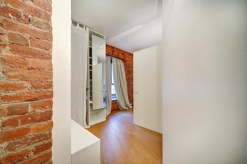 2-комн. квартира, 40 кв.м. на 4 человека, Миллионная улица, 23, Санкт-Петербург - Фотография 2