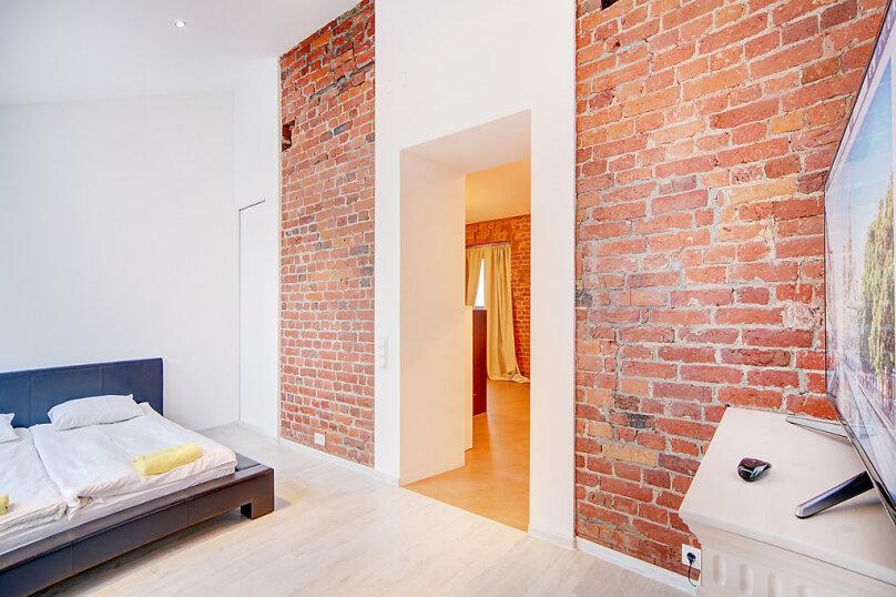 2-комн. квартира, 40 кв.м. на 4 человека, Миллионная улица, 23, Санкт-Петербург - Фотография 7