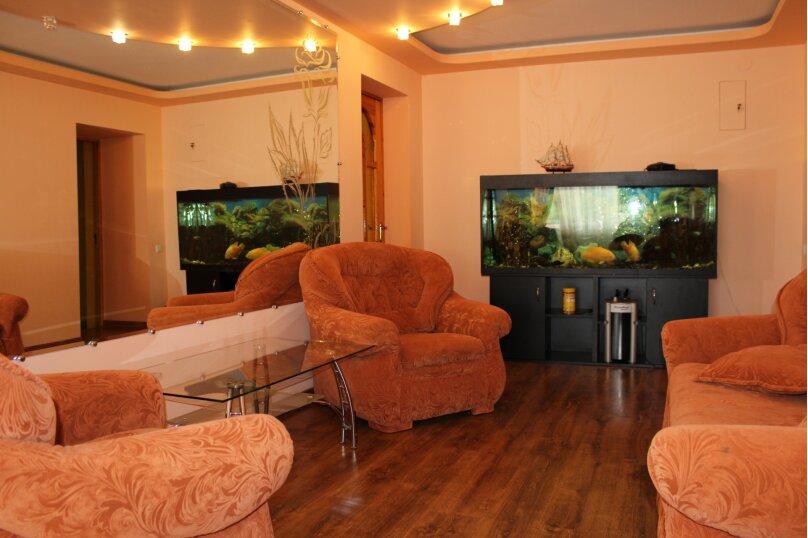 Дом , 85 кв.м. на 8 человек, 2 спальни, фрунзенская , 22, село Лавровое - Фотография 9