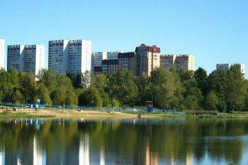 1-комн. квартира, 47 кв.м. на 3 человека, гоголя, 1012, Зеленоградский округ, Москва - Фотография 1