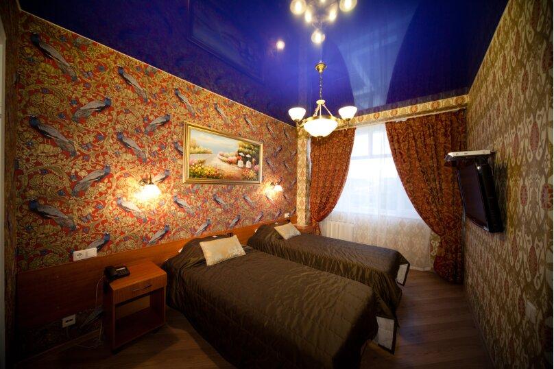 Люкс с двумя кроватями , Московское шоссе, 23км, 30, Самара - Фотография 1