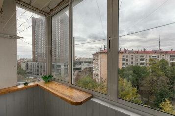 2-комн. квартира, 60 кв.м. на 4 человека, проспект Мира, метро ВДНХ, Москва - Фотография 3