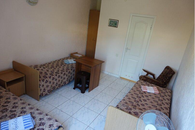 3х местный мотельного типа, Курортная, 11, Заозерное - Фотография 1