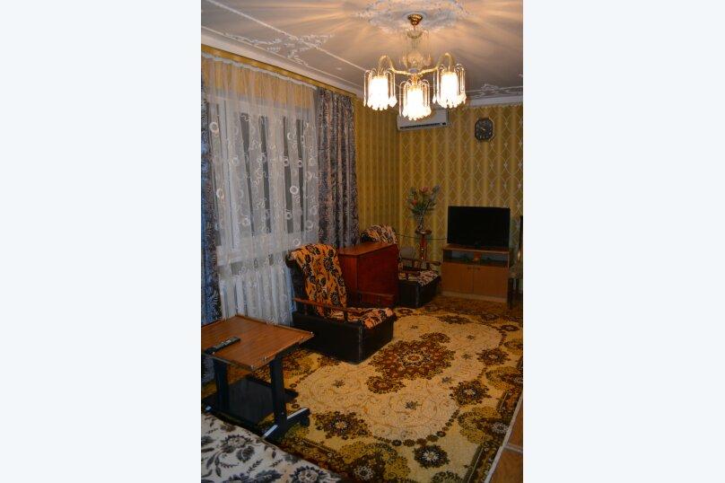 2-комн. квартира, 47 кв.м. на 4 человека, улица Сурикова, 6, Алупка - Фотография 5
