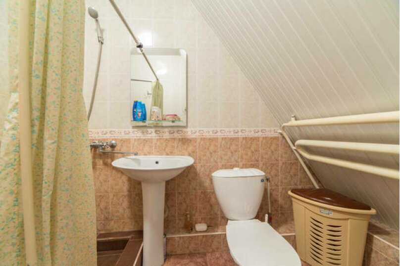 Дом с садом у самого Черного моря, 180 кв.м. на 12 человек, 4 спальни, Ландышевый переулок, 54А, Сочи - Фотография 34