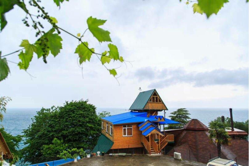 Дом с садом у самого Черного моря, 180 кв.м. на 12 человек, 4 спальни, Ландышевый переулок, 54А, Сочи - Фотография 35
