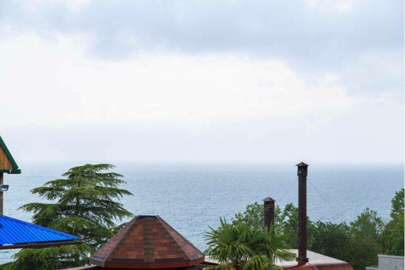 Дом с садом у самого Черного моря, 180 кв.м. на 12 человек, 4 спальни, Ландышевый переулок, 54А, Сочи - Фотография 37