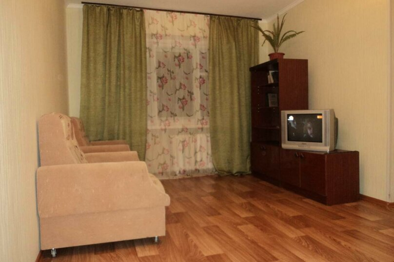 1-комн. квартира, 30 кв.м. на 3 человека, улица Блюхера, 31, Новосибирск - Фотография 2