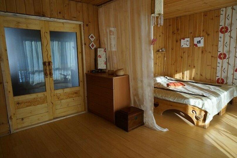 Дом, 130 кв.м. на 11 человек, 3 спальни, Алтайская, 43, Чемал - Фотография 6