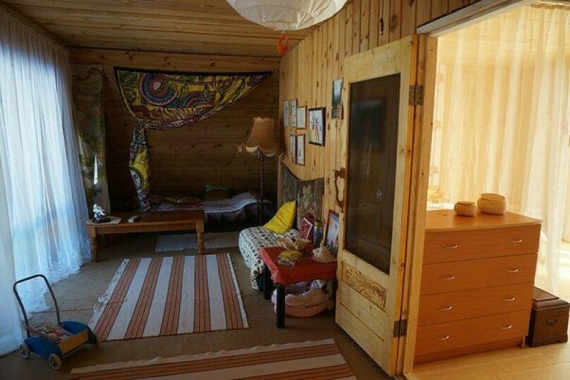Дом, 130 кв.м. на 11 человек, 3 спальни, Алтайская, 43, Чемал - Фотография 9