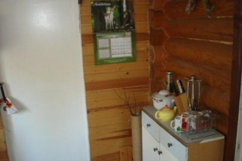 Дом на берегу лесного озера, п. Муезерский, 40 кв.м. на 5 человек, 3 спальни, Октябрьская, 37, Муезерский - Фотография 10