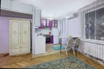 1-комн. квартира, 36 кв.м. на 2 человека, Профсоюзная улица, 44к5, Москва - Фотография 2