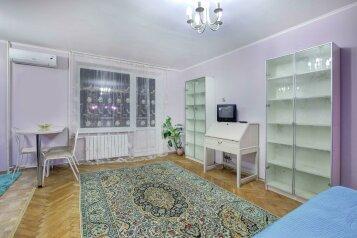 1-комн. квартира, 36 кв.м. на 2 человека, Профсоюзная улица, 44к5, Москва - Фотография 3