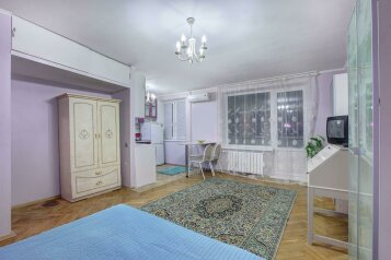 1-комн. квартира, 36 кв.м. на 2 человека, Профсоюзная улица, 44к5, Москва - Фотография 4