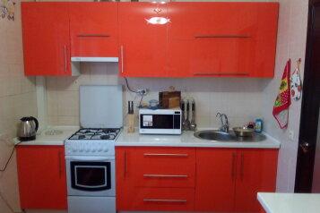2-комн. квартира, 57 кв.м. на 5 человек, улица Айвазовского, Судак - Фотография 1