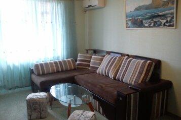 2-комн. квартира, 57 кв.м. на 5 человек, улица Айвазовского, Судак - Фотография 2