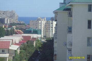 2-комн. квартира, 54 кв.м. на 4 человека, улица Айвазовского, Судак - Фотография 1