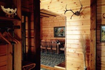 Деревянный коттедж в горах рядом с морем в пос. Лазаревское Сочи, 240 кв.м. на 16 человек, 8 спален, Алексеевская улица, Лазаревское - Фотография 3
