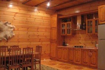 Деревянный коттедж в горах рядом с морем в пос. Лазаревское Сочи, 240 кв.м. на 16 человек, 8 спален, Алексеевская улица, Лазаревское - Фотография 4