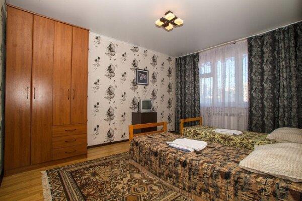 2-комн. квартира, 59 кв.м. на 6 человек, Молодёжная улица, 68, Химки - Фотография 1