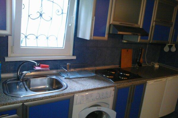 2-комн. квартира, 50 кв.м. на 5 человек, красномаякская, 3-3, Симеиз - Фотография 1