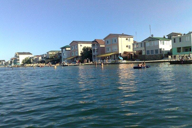 Сдам 2х этажный дом на берегу моря, 70 кв.м. на 5 человек, 2 спальни, улица Морская, 17, Мирный, Крым - Фотография 16