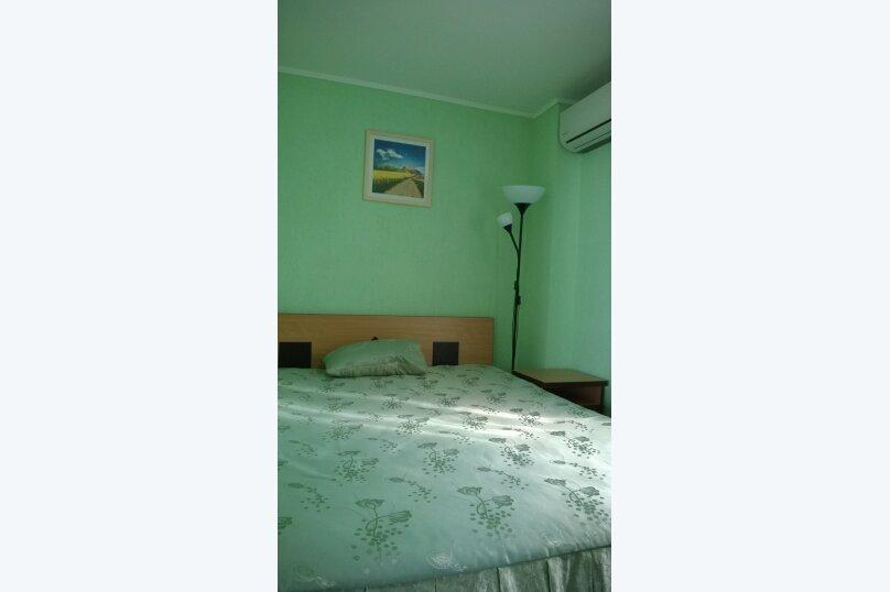 Двухкомнатный четырехместный номер, 2-й Черноморский переулок, 10, Витязево - Фотография 1