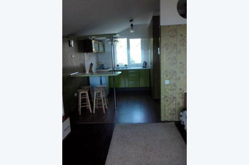 Комфортабельный видовой номер, 50 кв.м. на 4 человека, 1 спальня, шоссе свободы, 15 б, Алупка - Фотография 5