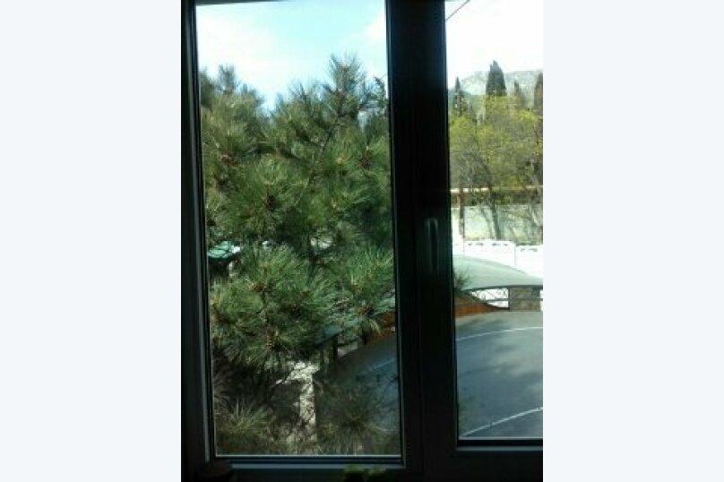 Комфортабельный видовой номер, 50 кв.м. на 4 человека, 1 спальня, шоссе свободы, 15 б, Алупка - Фотография 7