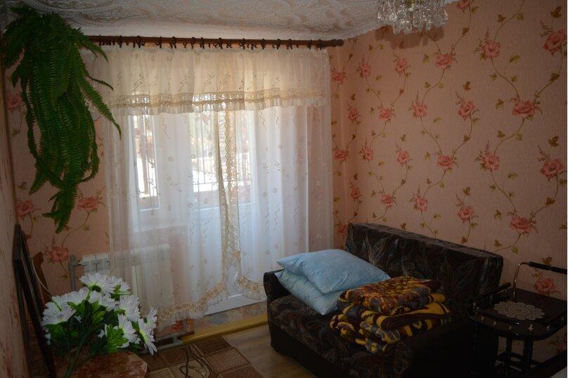 Часть дома (двухуровневый номер) с шикарным видом на море на 4 человека, 1 спальня, улица Виткевича, 10, Кацивели - Фотография 7